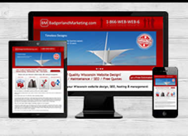 Wisconsin Custom Website Design Services